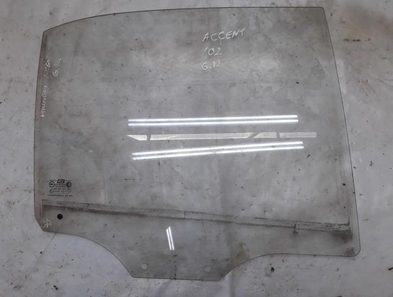 Hyundai  Accent Duru stiklas G.D.