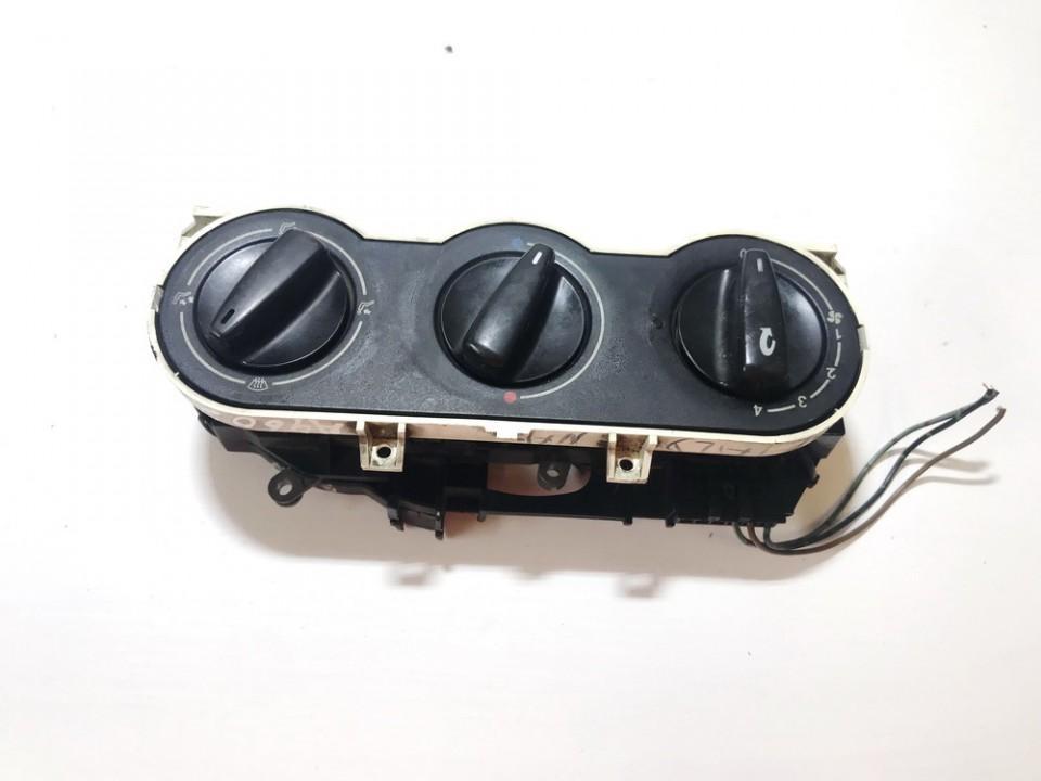 Peciuko valdymas f650578 8032, v8 Volkswagen LT 1998 2.5