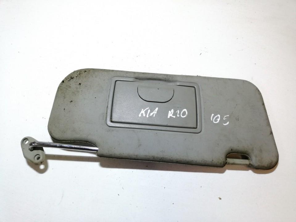 Apsauga nuo saules used used Kia RIO 2003 1.3