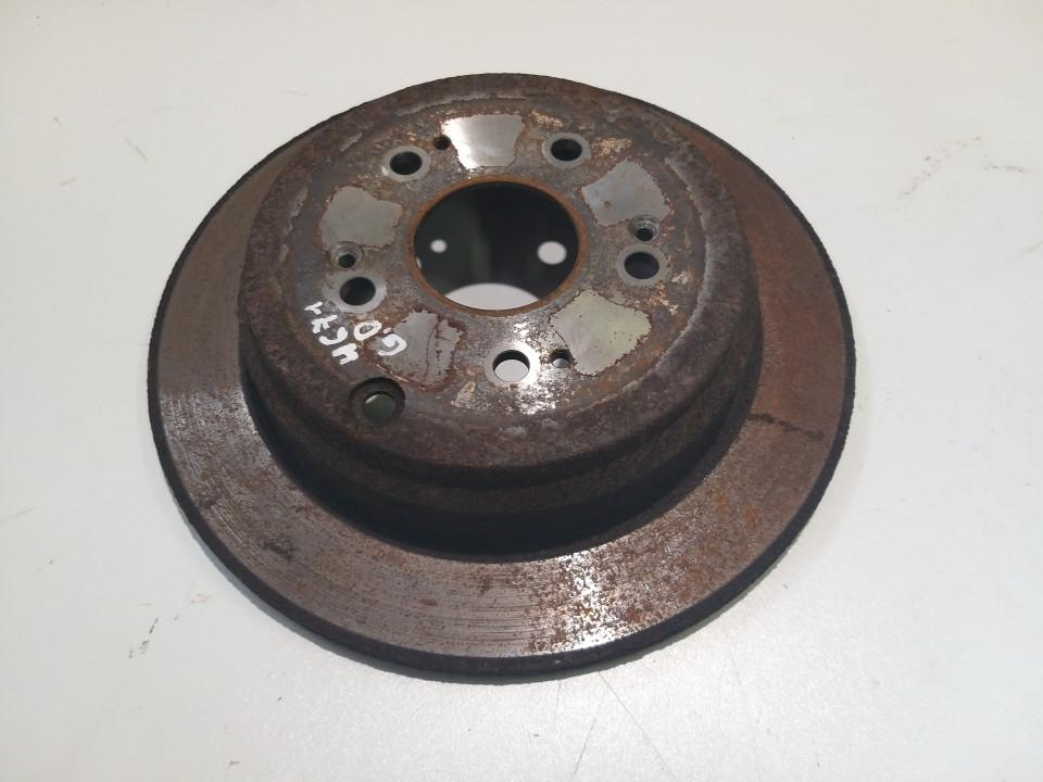 Galinis stabdziu diskas used used Honda CR-V 2005 2.2