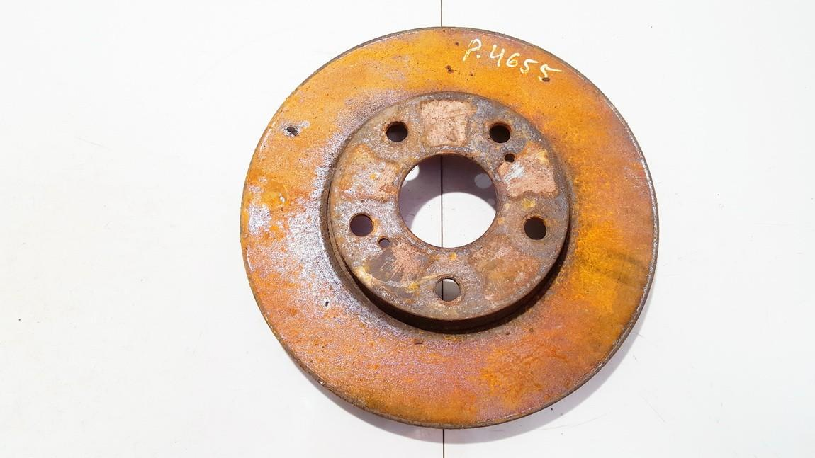 Priekinis stabdziu diskas ventiliuojamas used Toyota PREVIA 2002 2.0
