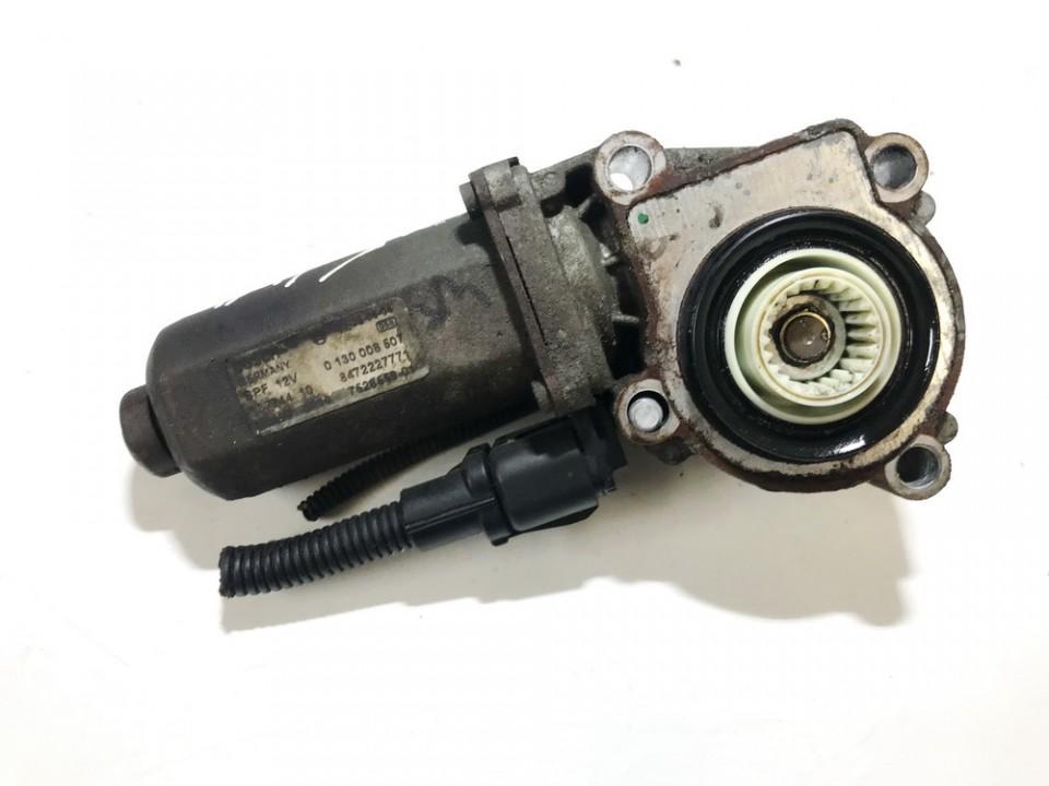 TRANSFER BOX ACTUATOR MOTOR BMW X5 2004    4.4 0130008507