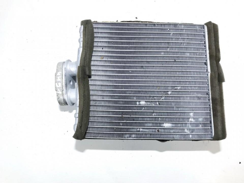 Salono peciuko radiatorius 48237 used Volkswagen POLO 2004 1.9