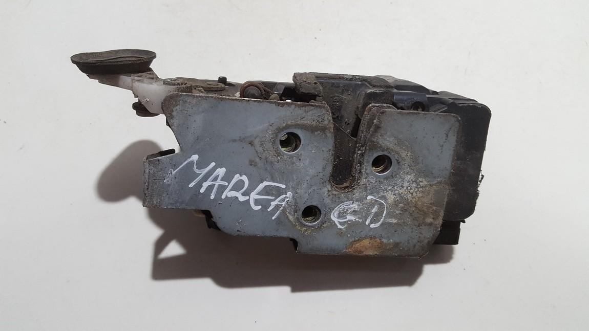 Door Lock Mechanism - rear right side used used Fiat MAREA 1996 1.6