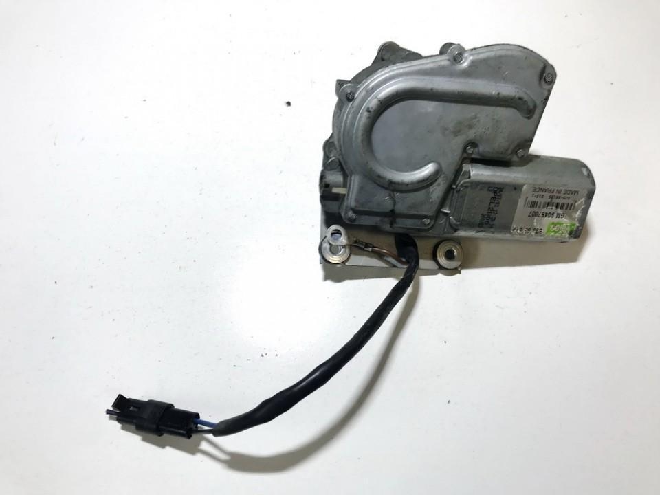 Galinio lango valytuvu varikliukas 90457807 53005612 Opel VECTRA 2005 3.0