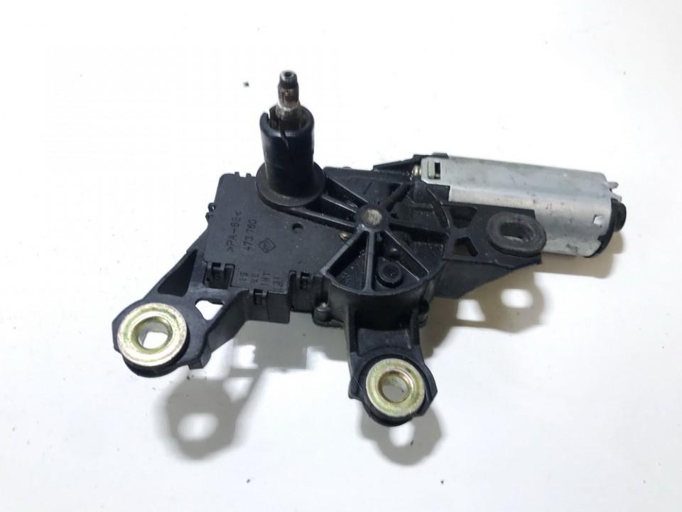 Galinio lango valytuvu varikliukas 8l0955711b 404430, 47224992 Audi A3 2006 2.0
