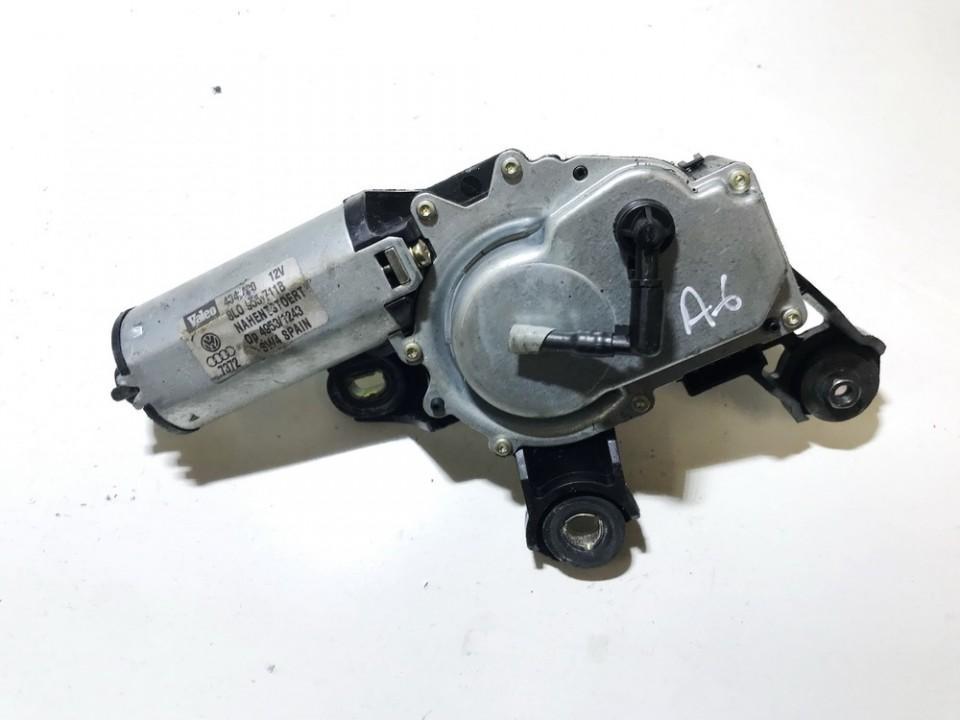 Galinio lango valytuvu varikliukas 8l0955711b 434420, 49531243 Audi A3 1999 1.8