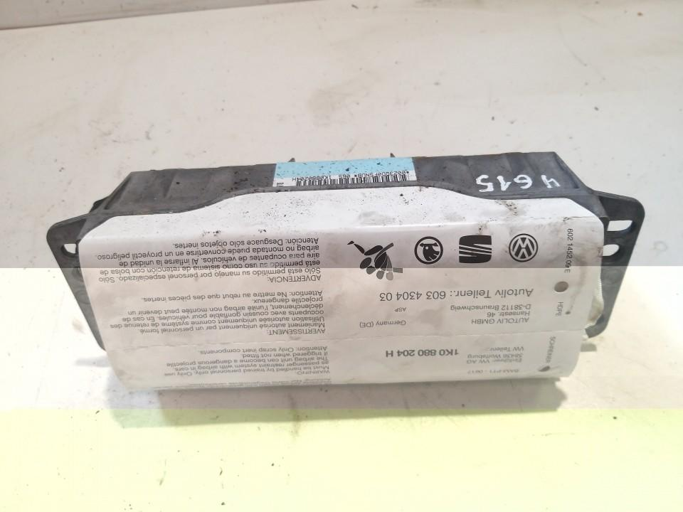 Salono paneles oro pagalve SRS 1K0880204H 1K0880204H Skoda OCTAVIA 2004 1.9