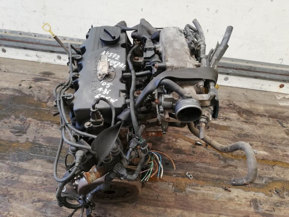 Hyundai  Getz Engine