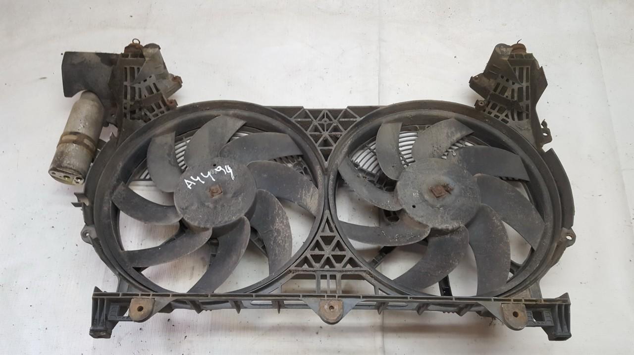 Renault  Espace Difuzorius (radiatoriaus ventiliatorius)