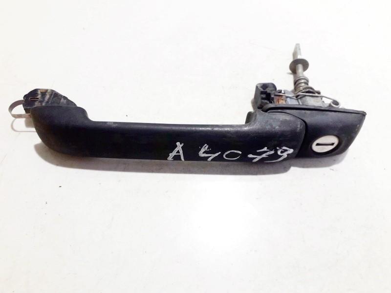 Ручка двери нaружная передний левый 1h0837211 1h0 837 211 Volkswagen GOLF 1998 1.9