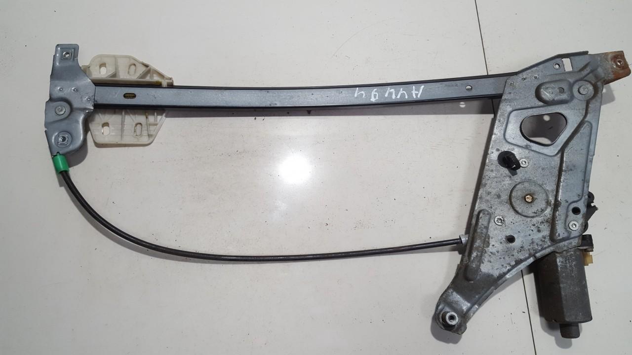 Door winder mechanism (Window Regulator) rear left side 190484000 190484-000 Renault ESPACE 1990 2.1