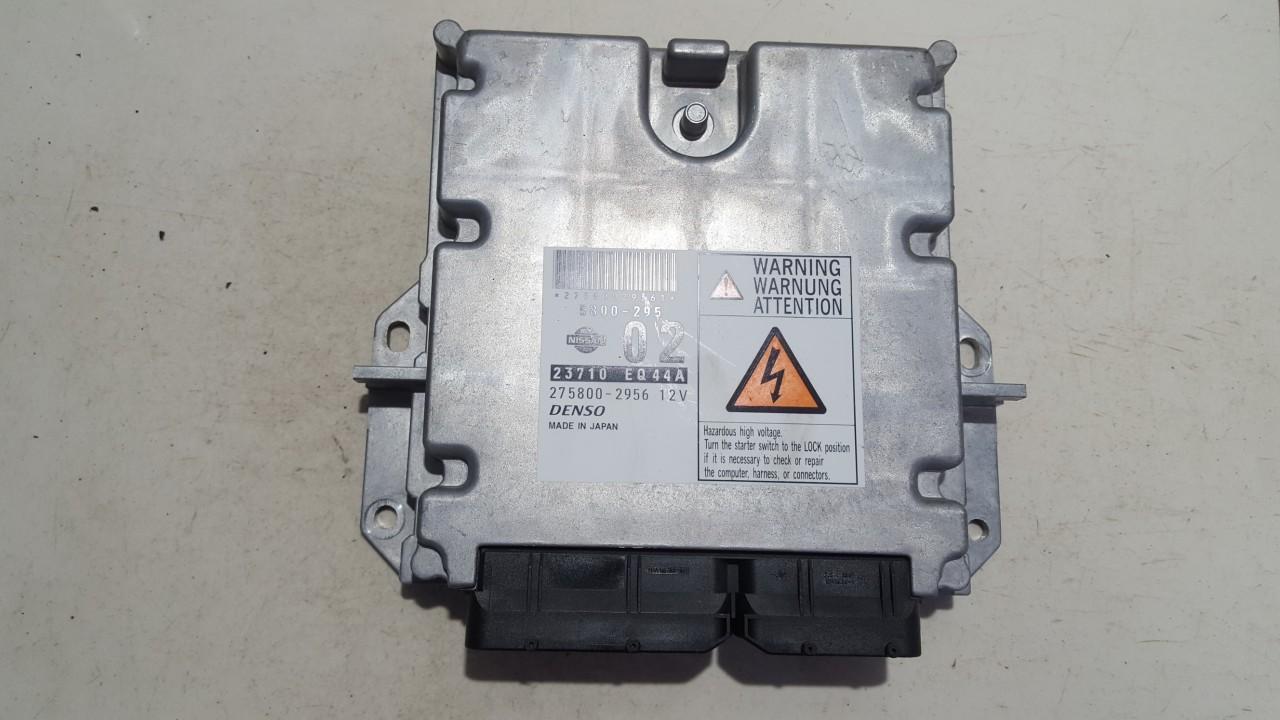 2758002956 275800-2956, 5800-29502 ECU Engine Computer
