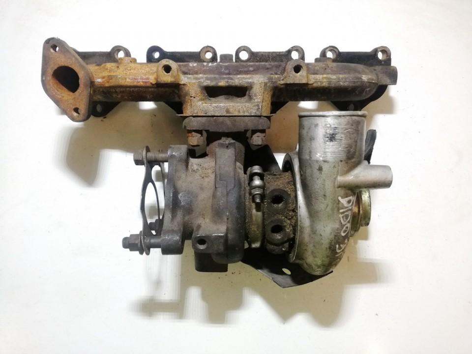 Turbina 4913503410 tf0353, 991203001 Mitsubishi PAJERO 2003 3.5