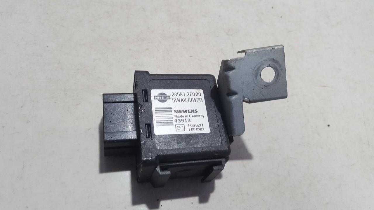 Imobilaizerio kompiuteris 6749242050 67492-42050 Nissan X-TRAIL 2013 2.0