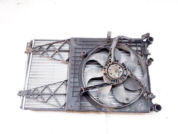 Difuzorius (radiatoriaus ventiliatorius) 1j0121207 used Skoda OCTAVIA 1998 1.9