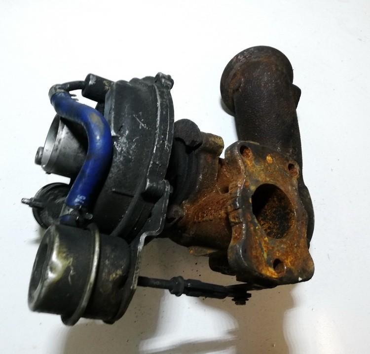 Турбина 9622526980 gt15, 7869771, ej400448f Peugeot 307 2002 2.0
