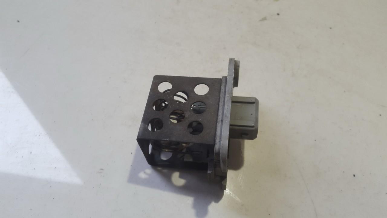Peciuko reostatas 9635833480 USED Citroen XSARA PICASSO 2003 2.0