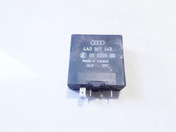 Relay module 4a0907440 05 0205 00 Audi A6 1998 2.5