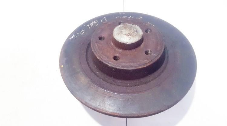Galinis stabdziu diskas neventiliuojamas used Renault ESPACE 1998 2.0