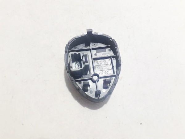 Pakabos aukscio reguliavimo mygtukas Citroen C5 2003    2.0 9633261277