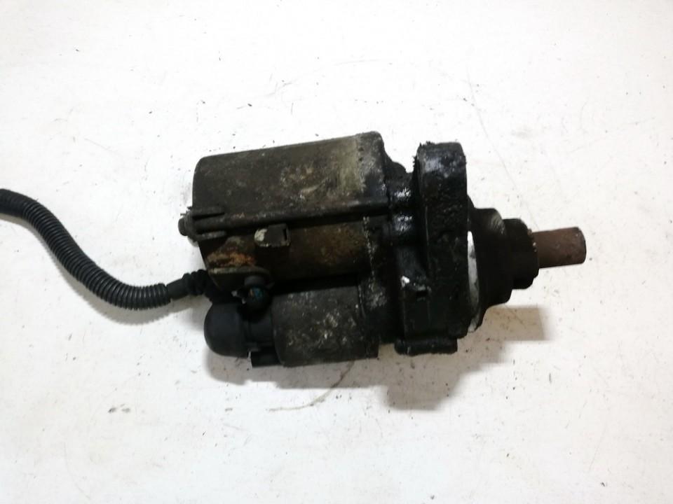 used used Starter Motor Honda FR-V 2004 1 7L 27EUR