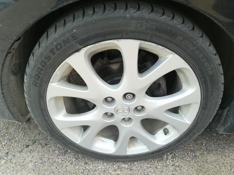 Lietu ratu komplektas R18 Mazda 6 2008    2.0 used
