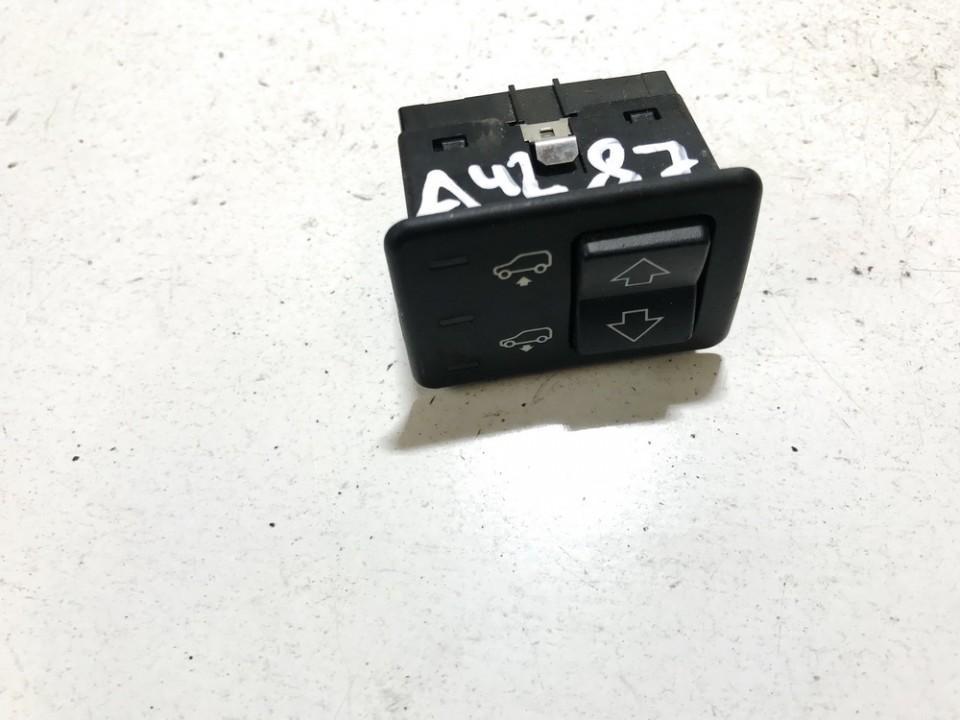 Pakabos aukscio reguliavimo mygtukas BMW X5 2005    3.0 8382382
