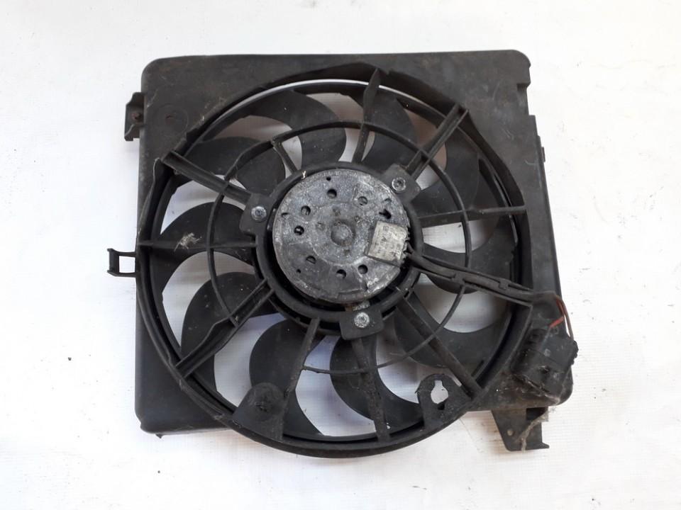 Difuzorius (radiatoriaus ventiliatorius) 24467444 0130303304 Opel ASTRA 2002 2.0