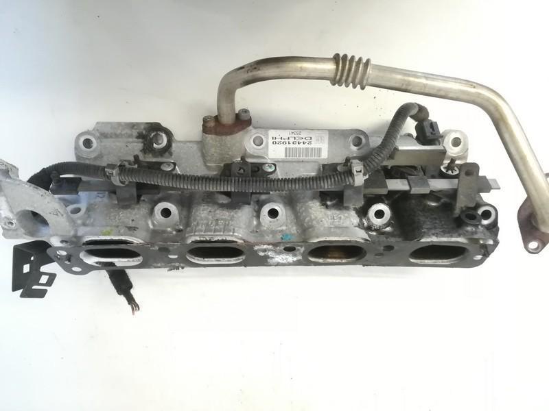 Isiurbimo kolektorius 24431920 25331276 Opel ASTRA 1993 1.7