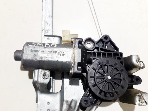 Duru lango pakelejo varikliukas G.D. 117999xxx 0 130 821 719 SAAB 9-5 2009 2.0
