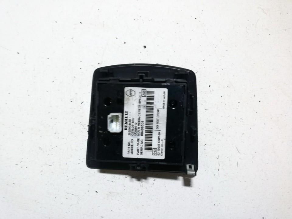 Borto kompiuterio valdymas Renault Scenic 2012    1.5 253b00345r