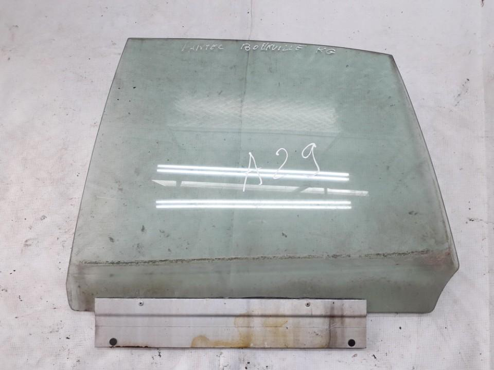 Duru stiklas G.K. USED used Pontiac BONNEVILLE 1993 3.8
