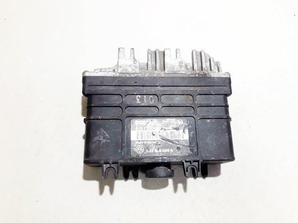 Блок управления двигателем 0261200764 032 906 026 a Volkswagen GOLF 2013 1.2
