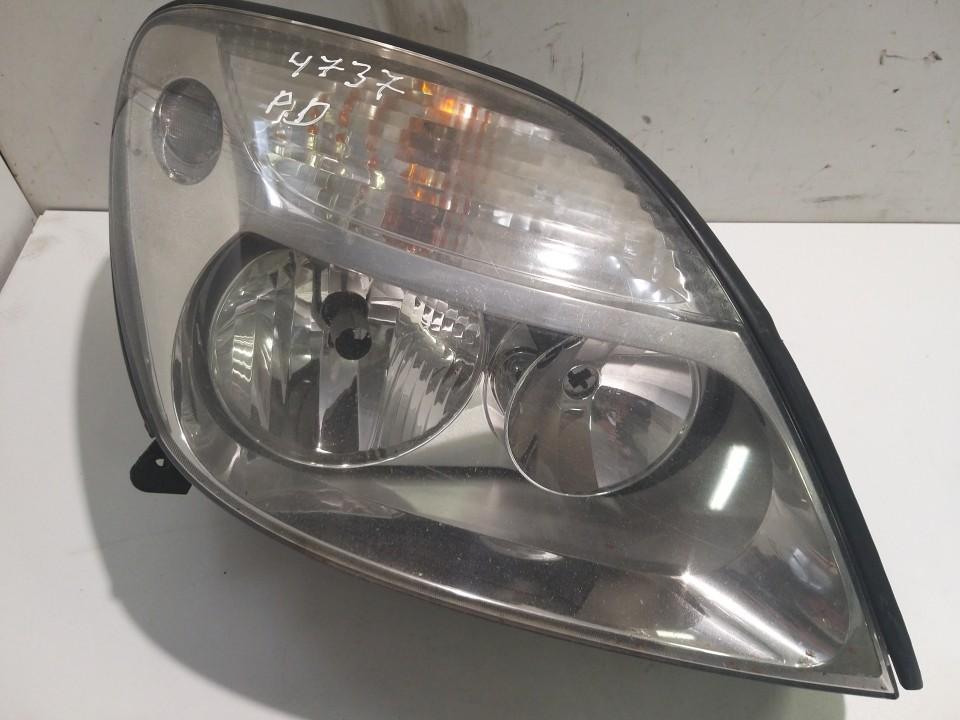Renault  Scenic Zibintas P.D.