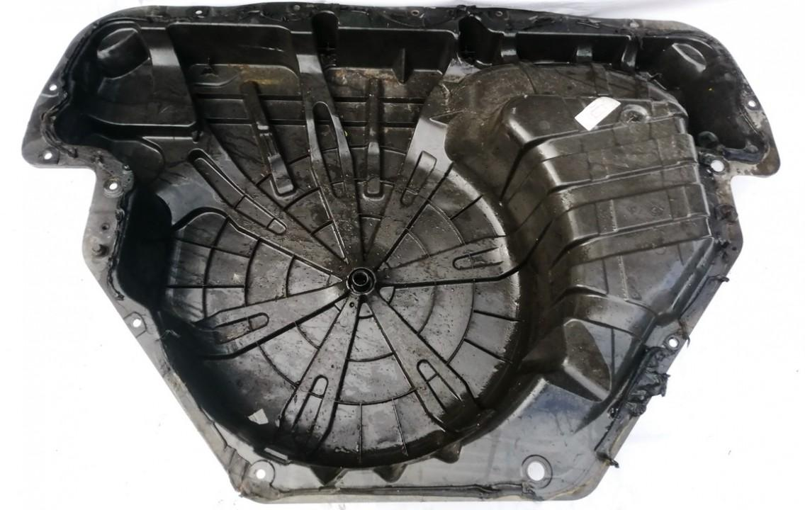 Spare wheel baggage dose (plastic bag) Renault Scenic 2012    1.5 8200317792