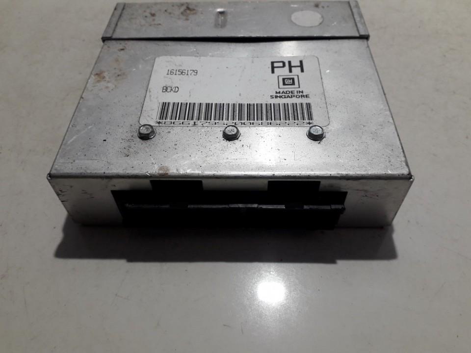 Variklio kompiuteris 16156179 used Opel ASTRA 1993 1.4