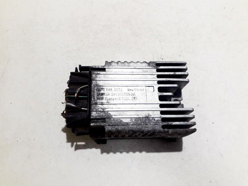 Ventiliatoriaus valdymo rele xr838c609aa 940.0000 Jaguar S-TYPE 2002 3.0