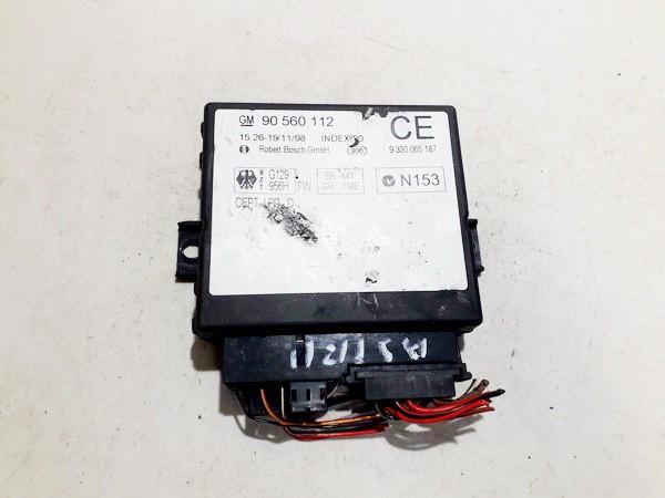 General Module Comfort Relay (Unit) 90560112 9 330 065 187 Opel ASTRA 1994 1.7