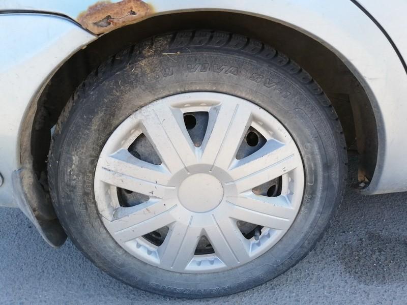 Skardiniu ratu komplektas R15 used used Chevrolet TACUMA 2006 1.6