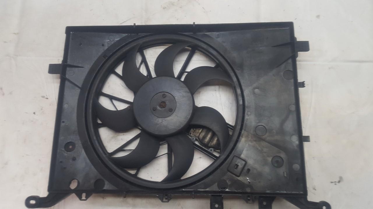 Volvo  S60 Difuzorius (radiatoriaus ventiliatorius)