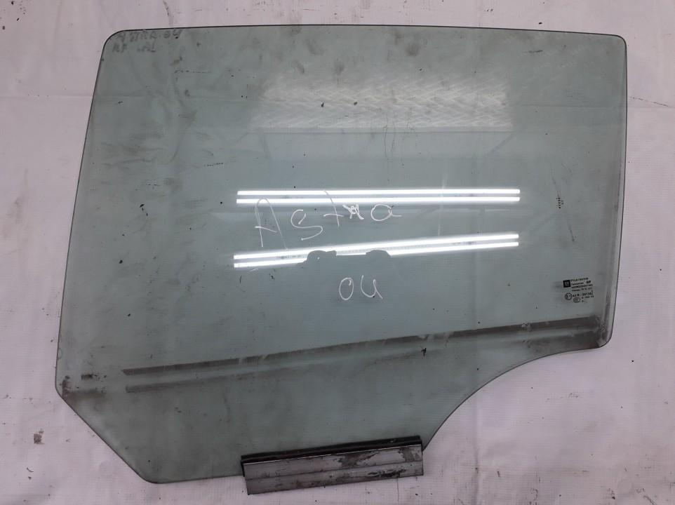 Боковое окно - задний левый USED USED Opel ASTRA 1994 1.7