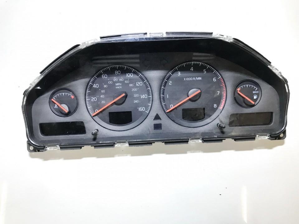 Volvo  S80 Spidometras - prietaisu skydelis