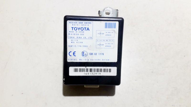 Toyota  Corolla Verso Duru valdymo blokelis