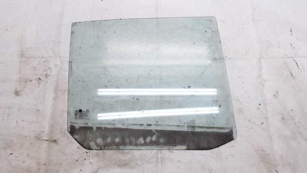 Hyundai  Getz Door-Drop Glass rear right