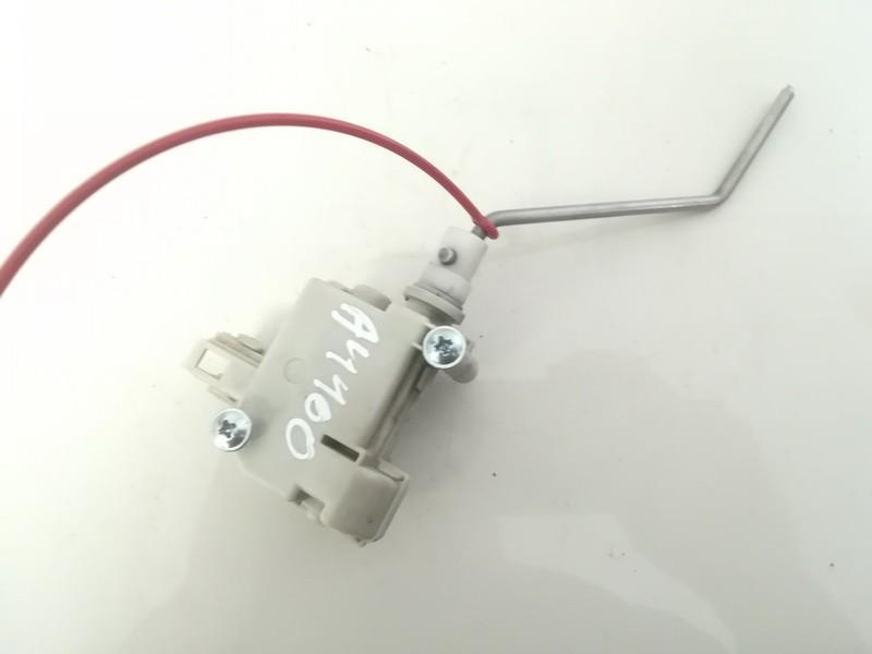 Audi  A3 Kuro bako dangtelio varikliukas (uzrakto varikliukas)