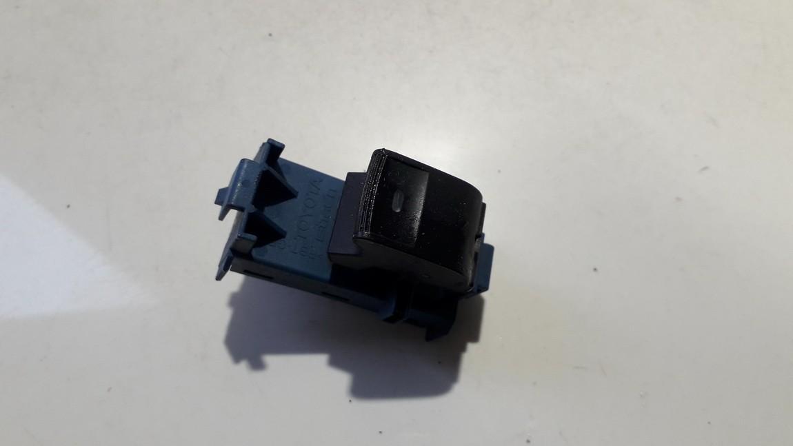 Stiklo valdymo mygtukas (lango pakeliko mygtukai) 8481005070 84810-05070 Toyota COROLLA VERSO 2002 2.0