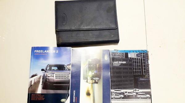 Prieziuros zinynas (Automobilio aptarnavimo knyga) used used Land-Rover FREELANDER 2006 2.0