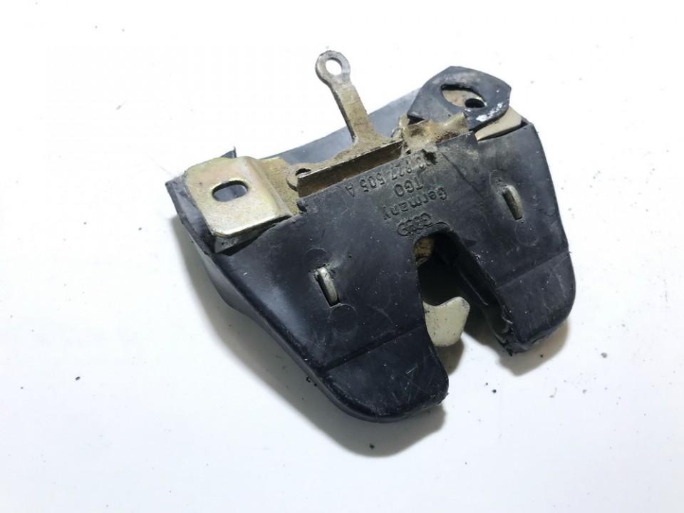 Audi  80 Rear Trunk Lid Lock Latch