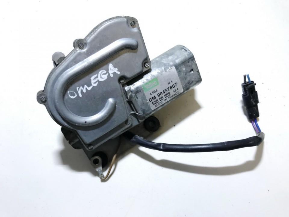 Galinio lango valytuvu varikliukas 90457807 53006602,  Opel OMEGA 1995 2.0